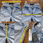 "Vintage Silver Tab Levi's Jeans ""24 ""25"