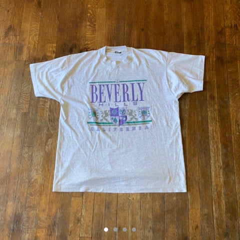 Vintage Single Stitch Beverly Hills T-shirt