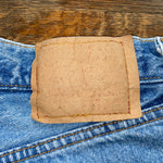 "Vintage 90's Lightwash 501 Jeans ""24 ""25"
