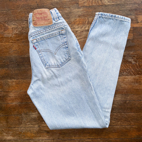 "Vintage Lightwash 512 Levi's Jeans ""24 ""25"