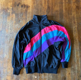Vintage 90's Reebok Colorblock Windbreaker