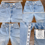 "Vintage Lightwash 512 Levi's Jeans ""26 ""27"