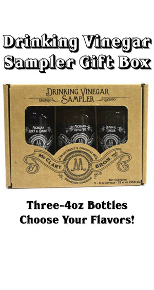 Drinking Vinegar Sampler Gift Box