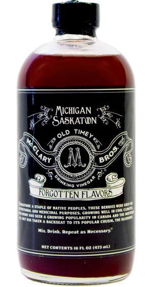 Michigan Saskatoon - A Forgotten Flavor