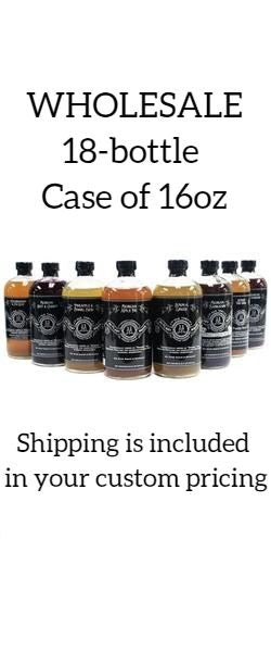 Wholesale Case: Eighteen 16oz bottles