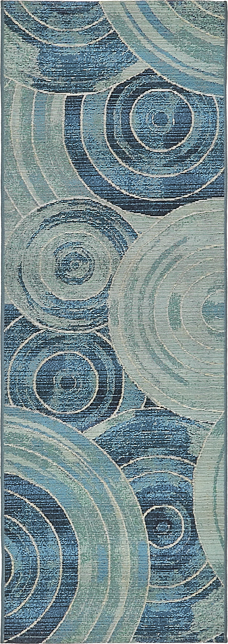 Outdoor Rippling Rug