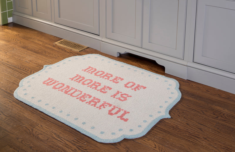 Madcap Cottage Get Smart Bookish Charms Rug