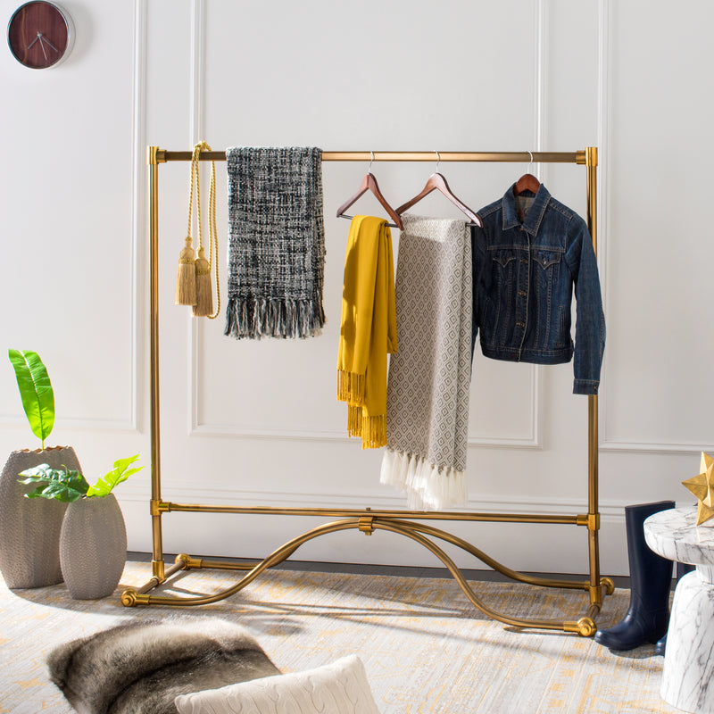 "Lila 57.2"" Modern Coat Rack"