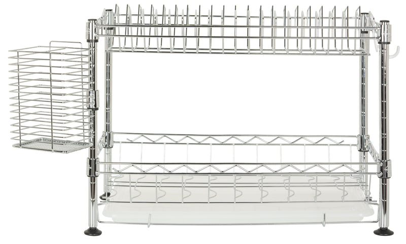 "Brooklyn 24"" Adjustable Dish Rack"