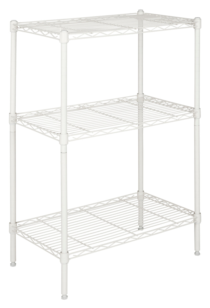 "Suze 35"" 3-Shelf Wire Rack"