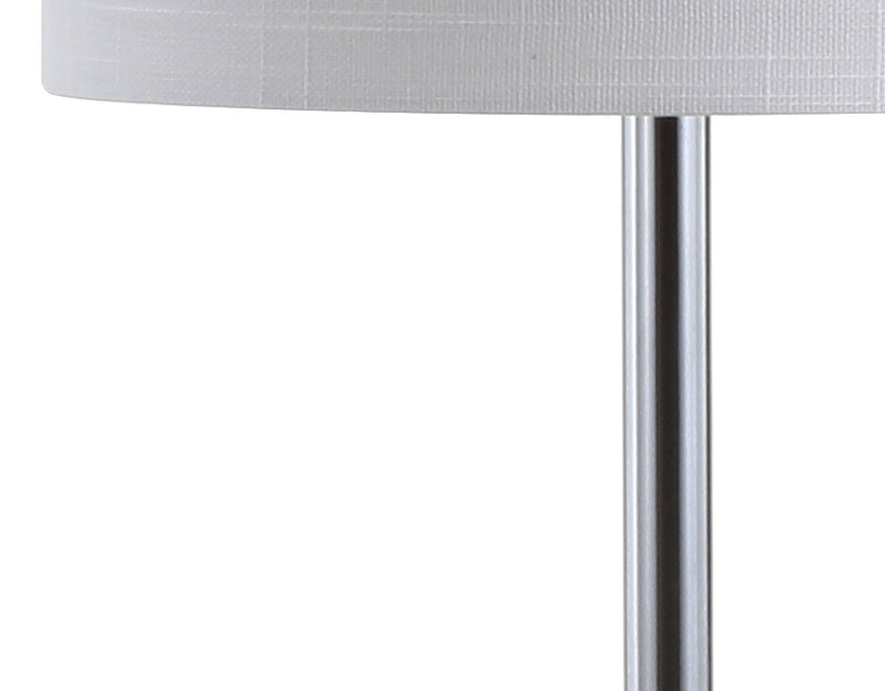 "Aksel 25.5"" Marble LED Table Lamp"