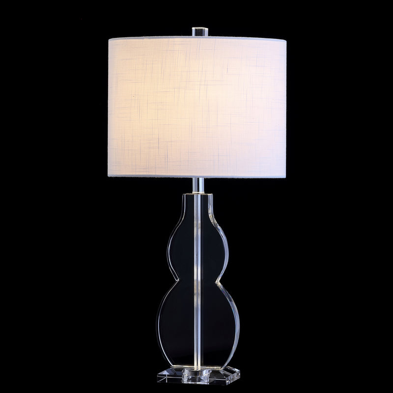 "Hadley 26"" Crystal LED Table Lamp"