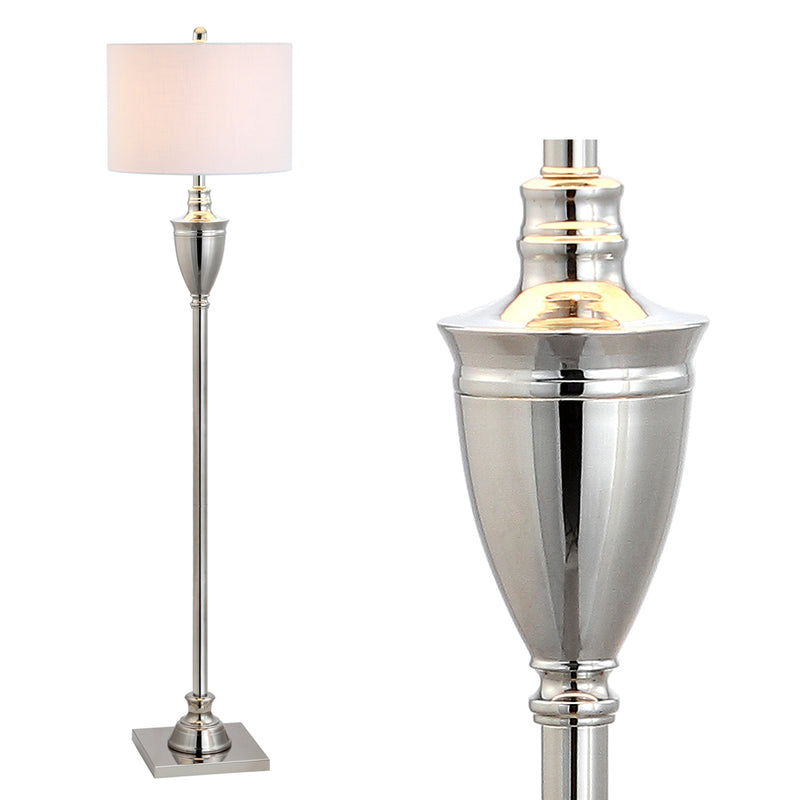 "Othello 62"" Metal LED Floor Lamp"
