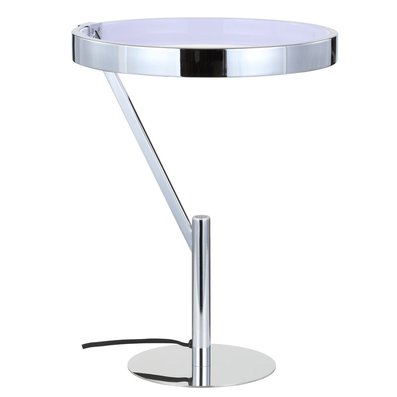 "Owen 18"" Integrated LED Metal Table Lamp"