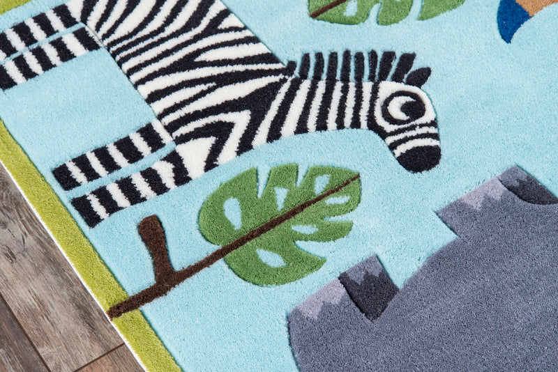 Lil Mo Whimsy Safari Rug