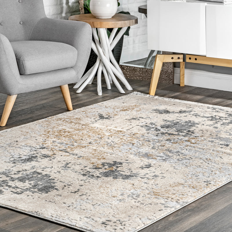 Chastin Abstract Area Rug