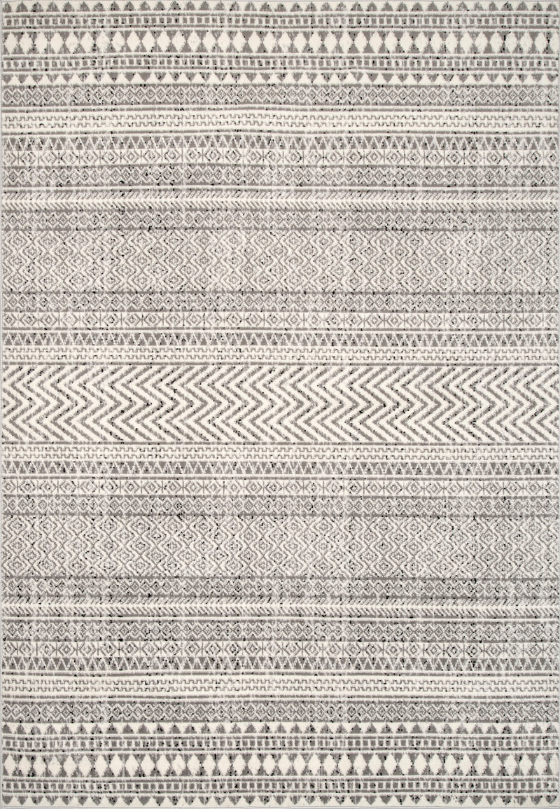 Catherine Henna Tribal Bands Area Rug