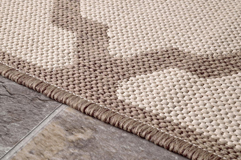 nuLOOM Machine Made Gina Outdoor Moroccan Trellis Area Rug