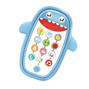 Mr Fin™ - Educational Toy Phone & Teether
