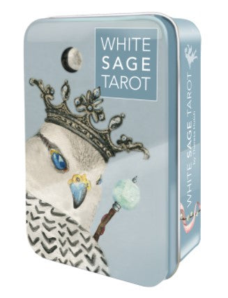 White Sage Tarot by Theresa Hutch