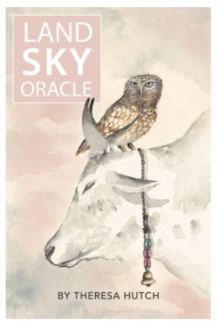 Land Sky Oracle by Theresa Hutch