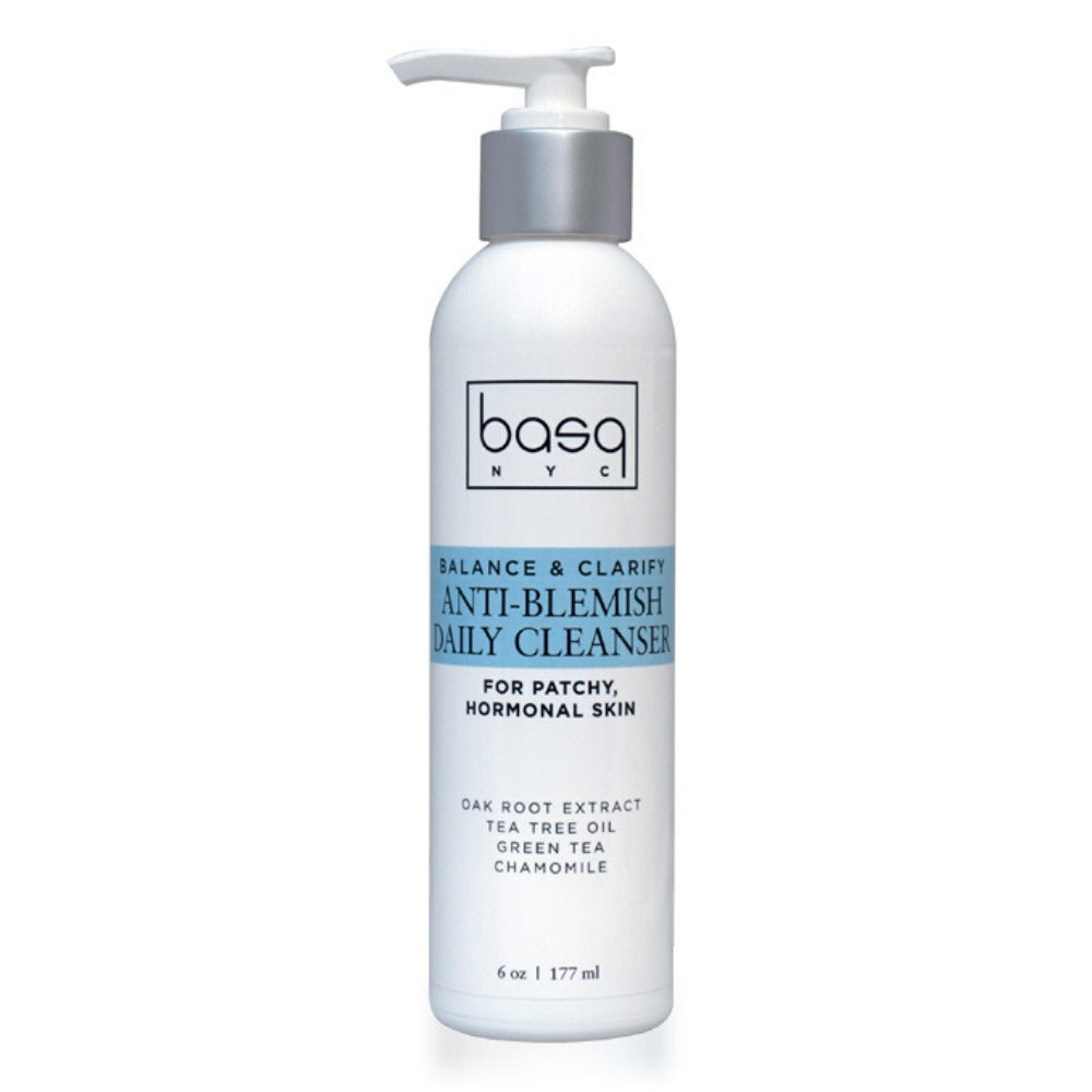Image of basq Anti Blemish Daily cleanser
