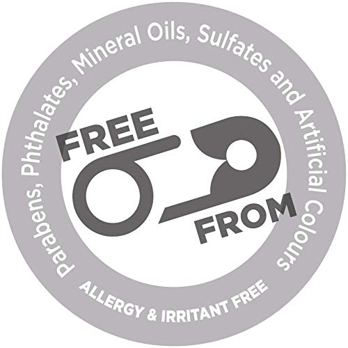 basq NYC Safety Pin Logo: Free From allergens, irritants, parabens, phthalates, mineral oil and sulfates. No artificial colors