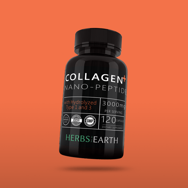 Herbs of the Earth Collagen+ 120's
