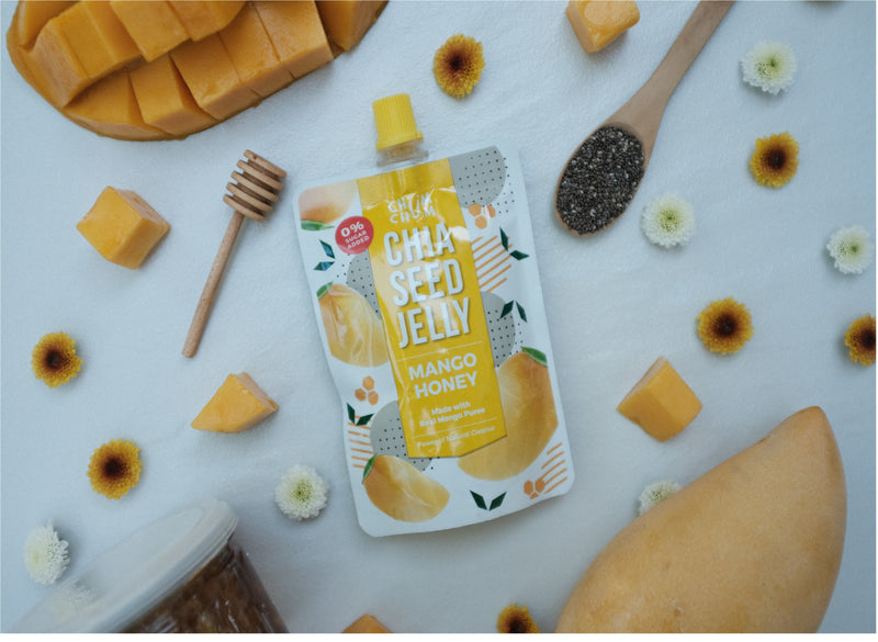 Healthy Choice Chia Seed Honey Jelly Drink 120g