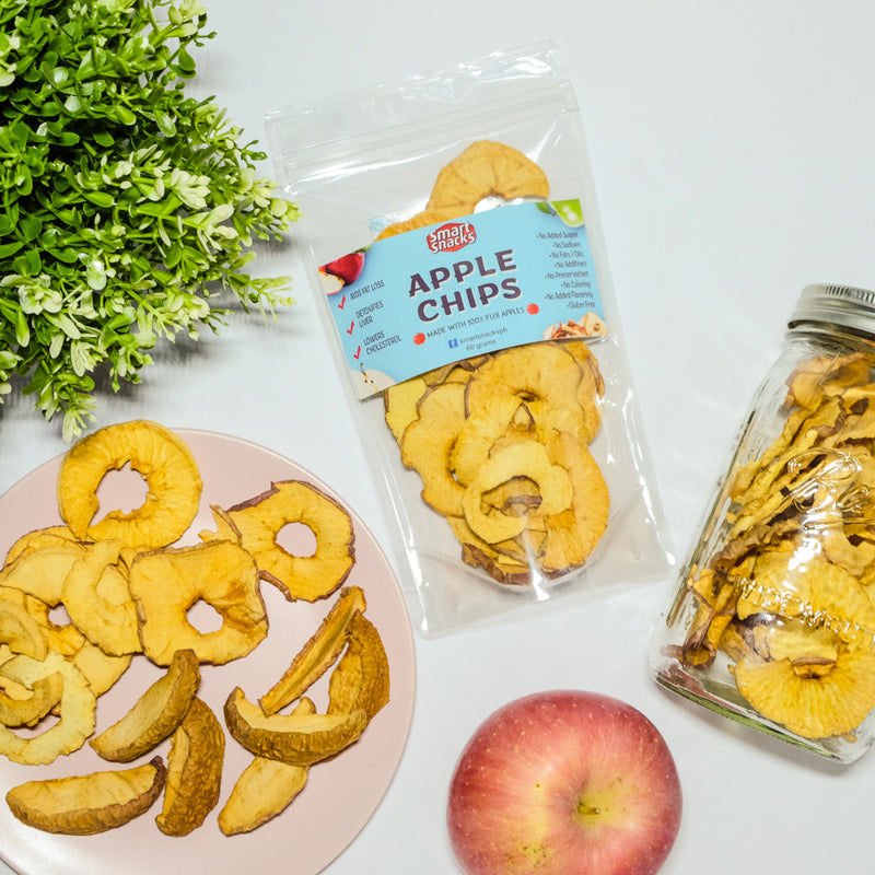 Smart Snacks Apple Chips 60g