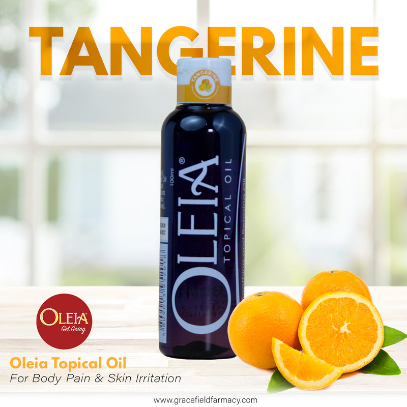 Oleia Topical Oil Tangerine 50ml