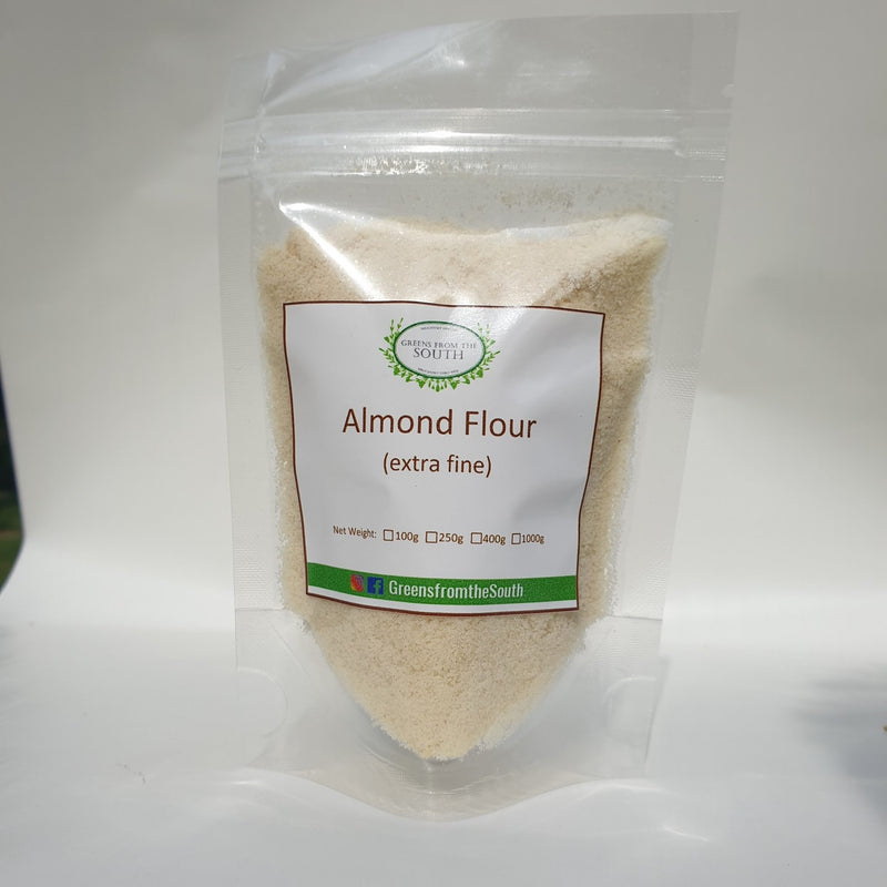 Greens from the South Almond Flour