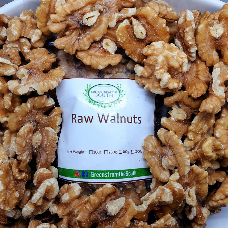 Greens from the South Raw Walnuts 250g