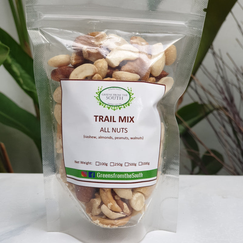 Greens from the South Trail Mix All Nuts 100g