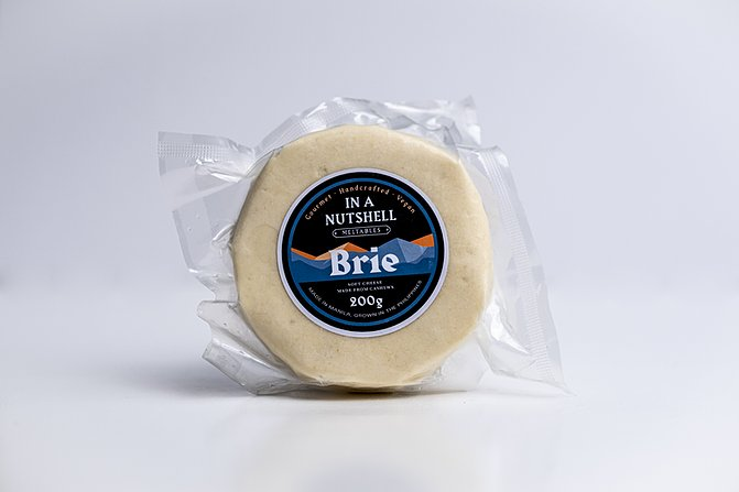 In A Nutshell Vegan Brie Style Cheese 200g