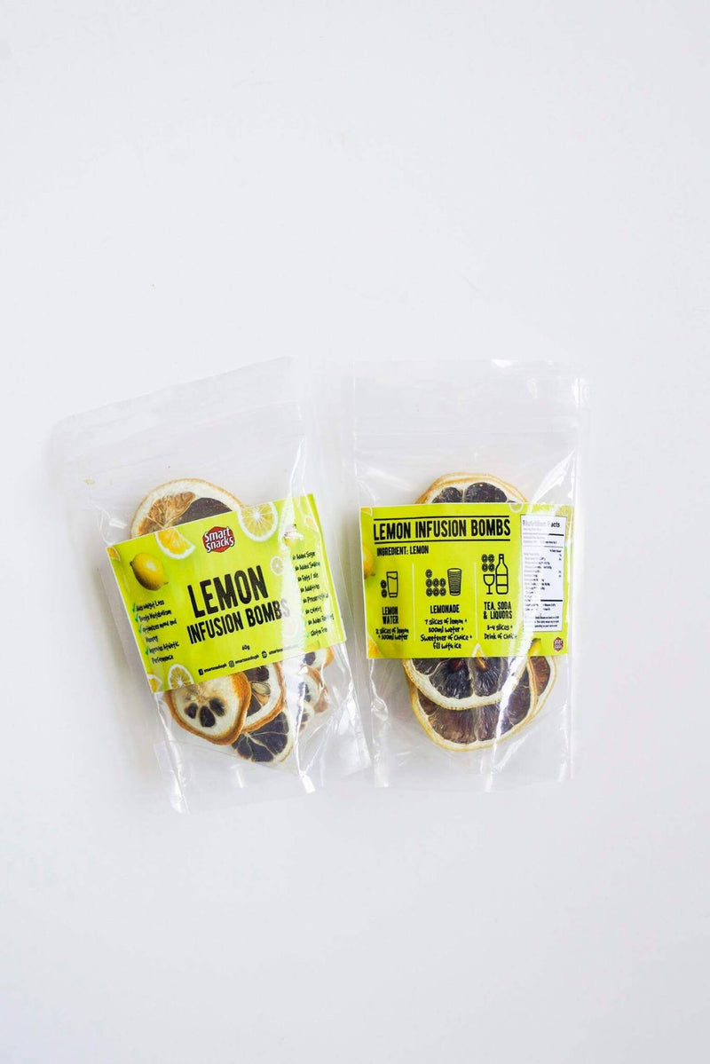 Smart Snacks Lemon Bombs 60g