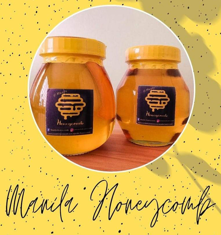Manila Honeycomb from Mt. Banahaw 220ml