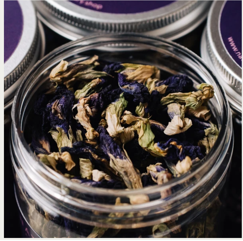 Nature's Apothecary Blue Butterfly Pea Tea 30g