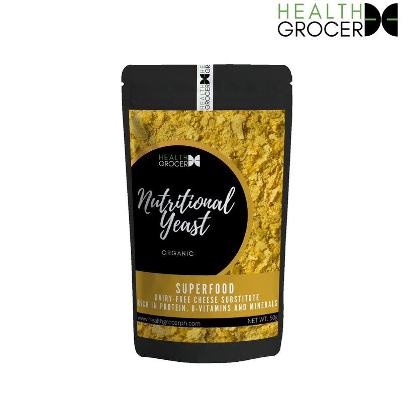 Health Grocer Nutritional Yeast 50g