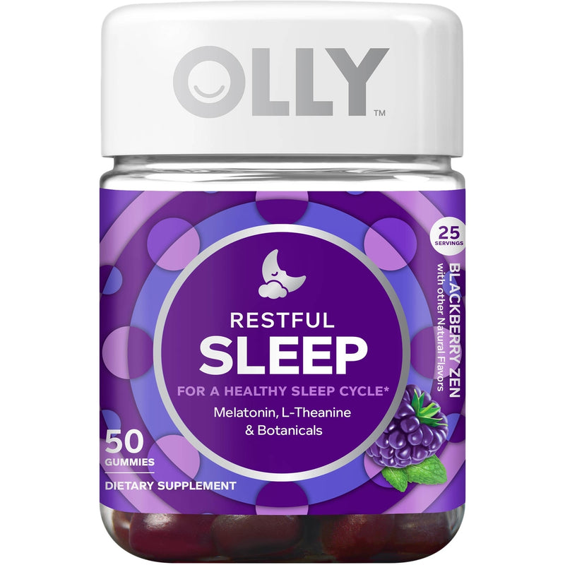 Olly Sleep 50's