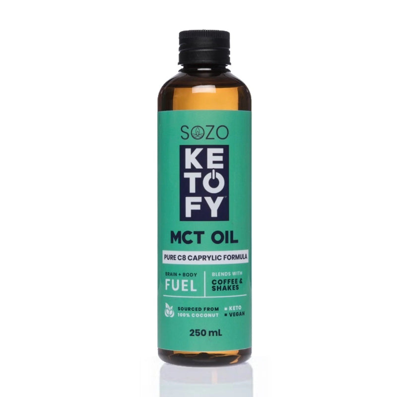 Sozo Ketofy MCT Oil 250ml