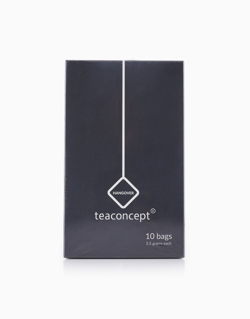 Teaconcept Hangover Tea 10's