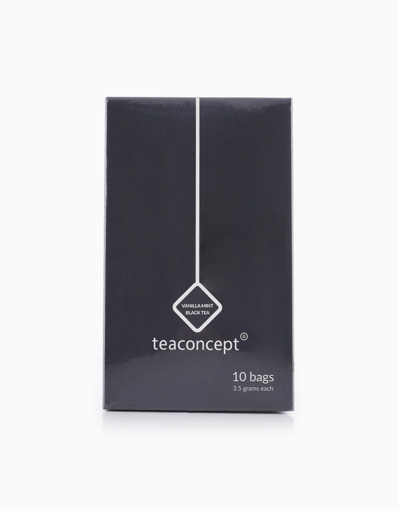 Teaconcept Vanilla Mint Black Tea 10's