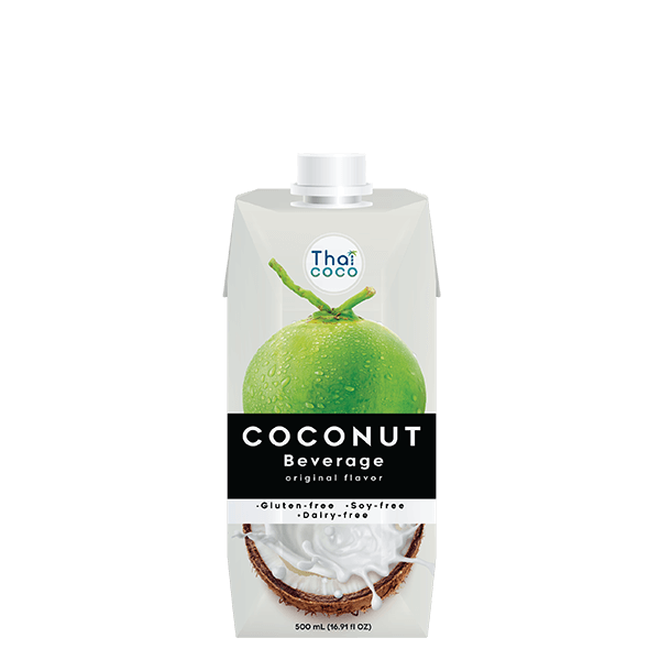Thai Coco Prisma Coconut Beverage Original