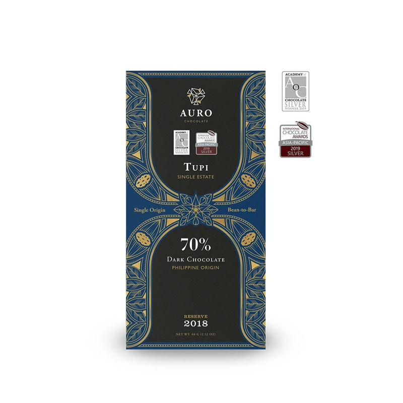 Auro Chocolate Reserve Collection Bars 60g