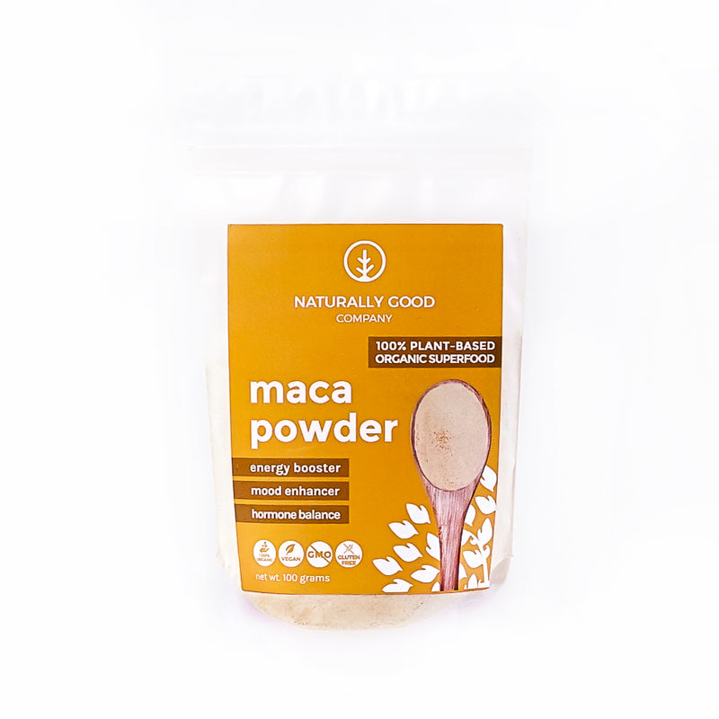 Naturally Good Company Organic Maca Powder 100g