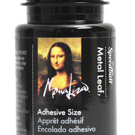 Speedball Monalisa 2OZ Gold Leaf Adhesive