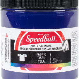 Speedball 8 oz Fabric Screen Printing Ink