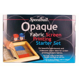 OPAQUE FABRIC SCREEN PRINTING STARTER