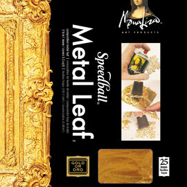 Monalisa Gold Leaf Package